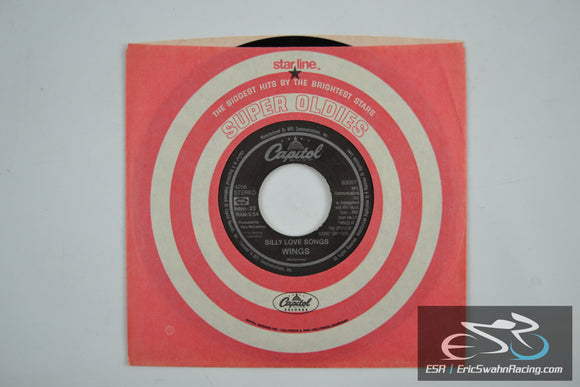 Wings - Silly Love Songs, Cook Of The House 45/7
