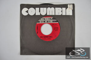 "The Cyrkle - Turn-Down Day, Red Rubber Ball 45/7"" Vinyl 1966 Columbia Records"