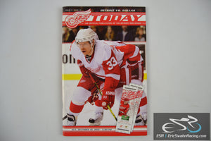 Red Wings Today Program - Detroit vs. Dallas Issue 3 Game 19 December 19, 2010