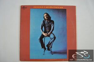 George Carlin - FM & AM Vinyl 1972 Little David Records Classic