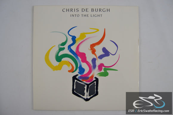 Chris De Burgh - Into The Light Vinyl 1986 A&M Records