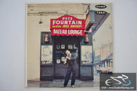 Pete Fountain and his Jazz Group - Bateau Lounge Vinyl Coral Records