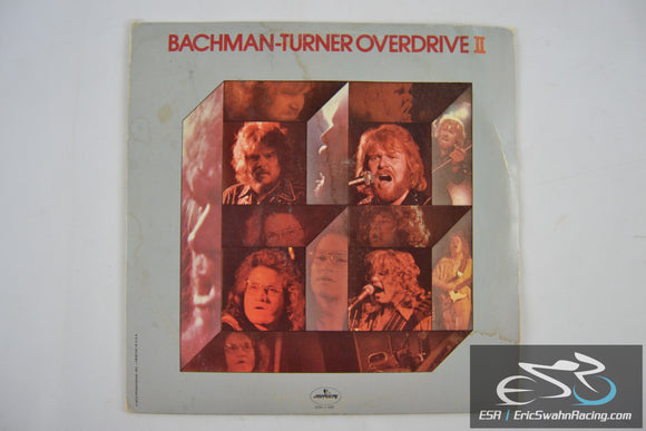 Bachman-Turner Overdrive II Vinyl 1973 Mercury Records