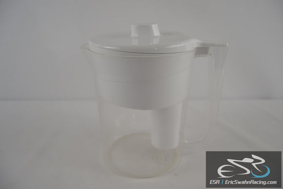 Brita White & Clear Water Jug - Filter Not Included