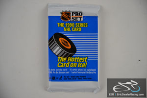NHL Pro Set - The 1990 Series NHL Card Lot of 9 Packs, 15 per pack
