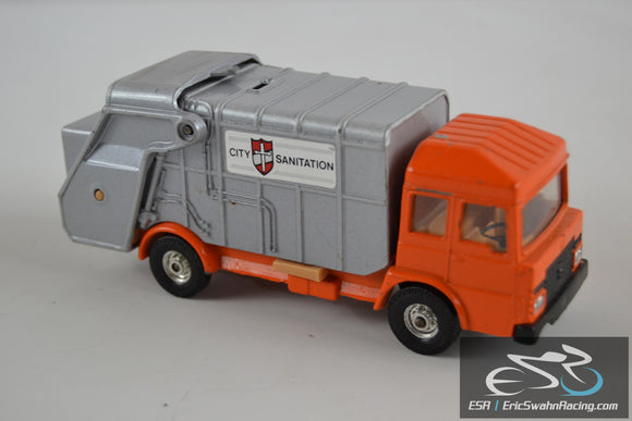 Corgi Revopak Refuse Collector City Sanitation Metal Dump Truck Toy