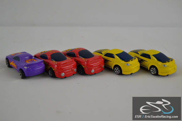 Strottman International Lot of 5 Die Cast Toy Cars