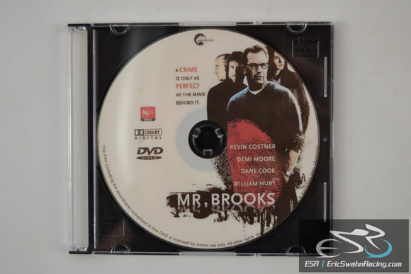 Mr. Brooks DVD Movie 2007 MGM Australia