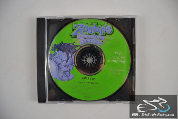 Zoombinis Mountain Rescue The Learning Company Windows/Mac 2001
