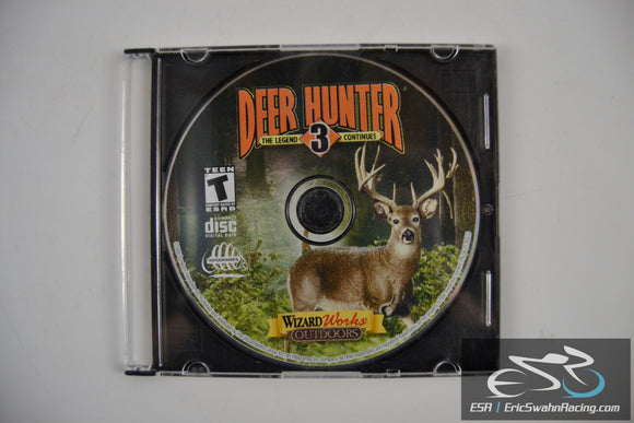 Deer Hunter 3 The Legend Continues 1999 Wizard Works Outdoors Game