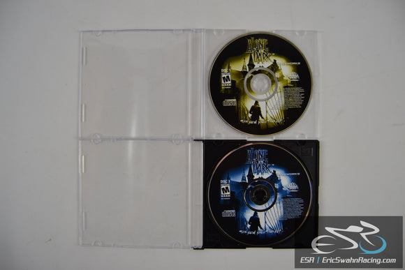 Alone In The Dark Darkworks 2001 The New Nightmare Disk 1 & 3