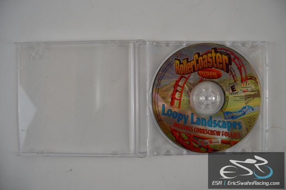 Roller Coaster Tycoon Loopy Landscapes - Includedes Corkscrew Follies 2001