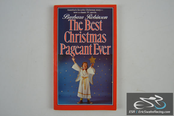 The Best Christmas Pageant Ever Paperback Book 1988 Barbara Robinson
