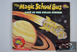 The Magic School Bus - Lost In The Solar System Scholastic Paperback Book 1990