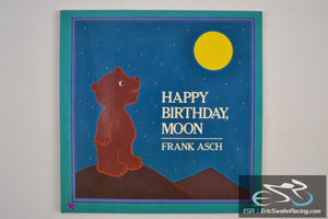 Happy Birthday, Moon (Moonbear) Paperback Book 1982 Frank Asch