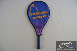 Head Agassi 21/23 Junior Tennis Racquet with Cover - 3 5/8 ART#230230