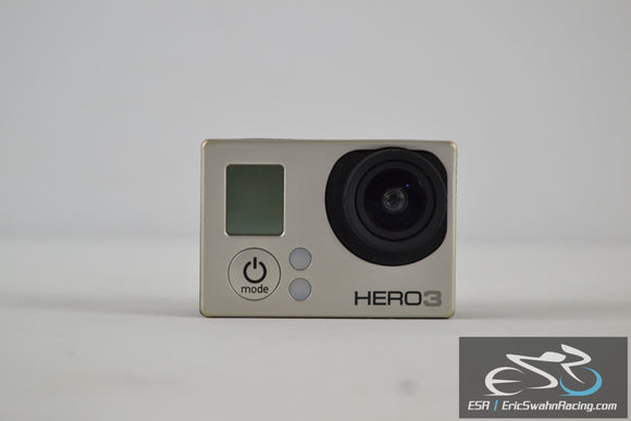 GoPro Hero 3 with 5 batteries (3 Cam, 2 Bacpac) + Bacpac