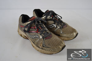 Saucony Cohesion 6 Shoes Mens USA 8.5 / EUR 42 - LP Underground 7 Laces