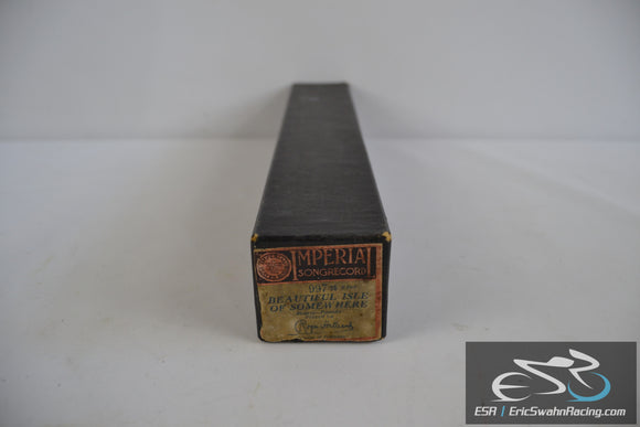 Beautiful Isle Of Somewhere Player Piano Roll 997-90 Imperial Songrecord