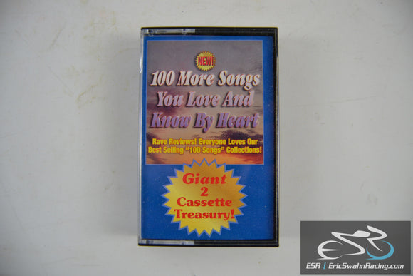 100 More Songs You Love And Know By Heart Cassette Tape 2004