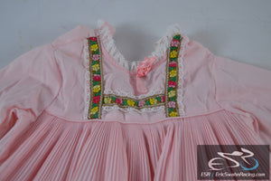 Pink Dress - Toddler / Baby / Doll Clothing