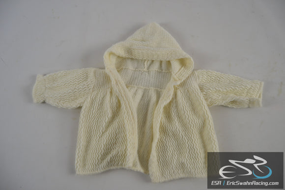 Yellow Hoodie Toddler Baby Doll Clothing
