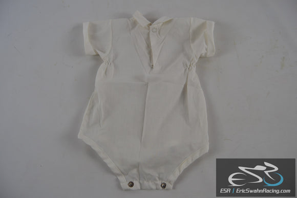 White Onsie *NOTE* Toddler Baby Doll Clothing