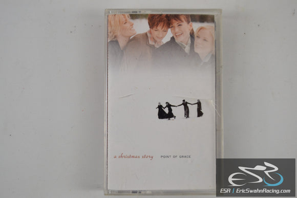 Point Of Grace Cassette Tape A Christmas Story