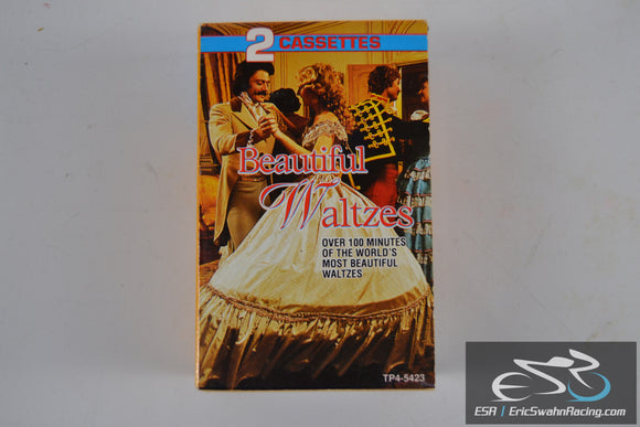 Beautiful Waltzes Two Volume Cassette Tape Set