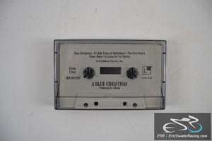 A Blue Christmas Tribute To Elvis Cassette Tape Lifetime Classics