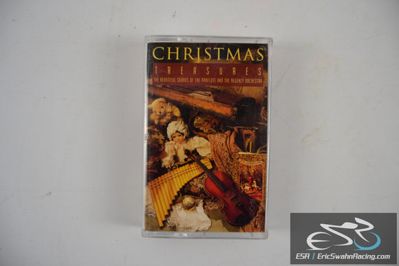 Christmas Treasures Cassette Tape Regency Entertainment 1994