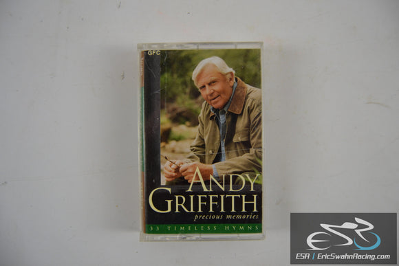 Andy Griffith Precious Memories Cassette Tape The Sparrow Corporation 1995