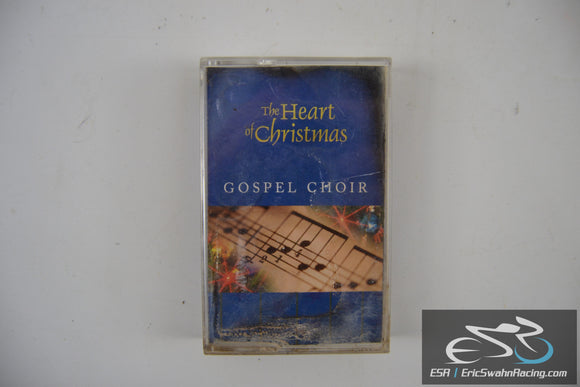 The Heart Of Christmas Gospel Choir Cassette Tape MCMXCVII