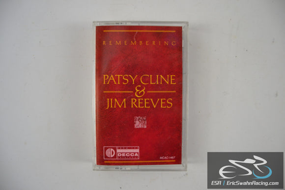 Remembering Patsy Cline & Jim Reeves Decca / MCA Records 1982