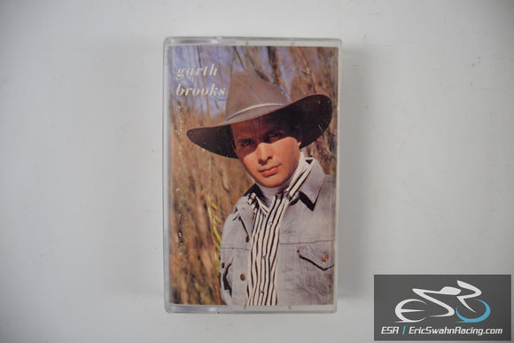 Garth Brooks Cassette Tape Capitol Records 1989