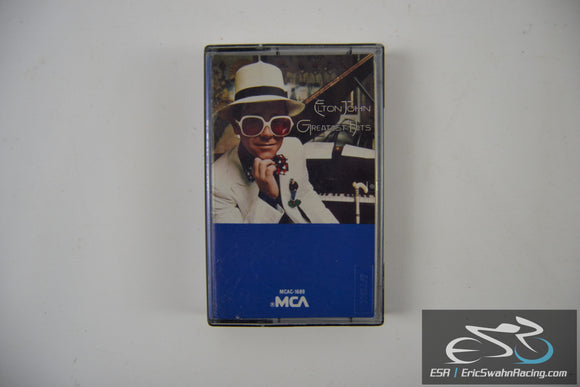 Elton John Greatest Hits Cassette Tape MCA Records 1974