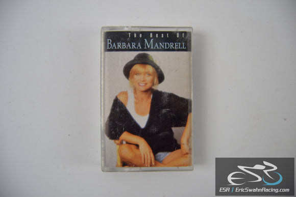 The Best Of Barbara Mandrell Cassette Tape Liberty Records 1992