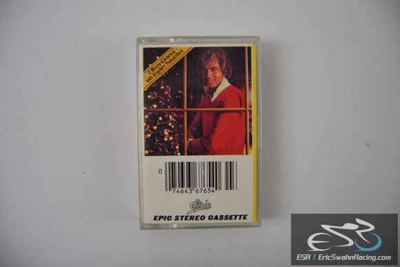 A Merry Christmas With Engelbert Humperdinck Cassette Tape Epic Records 1980