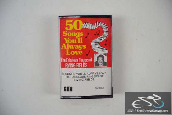 50 Songs You'll Always Love Cassette Tape Beautiful Music Company 1978
