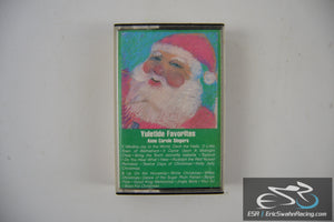 Yuletide Favorites Anne Carole Singers Cassette Tape Heart To Heart Music 1989