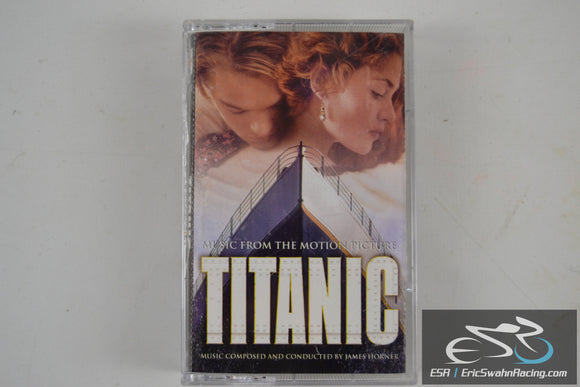Titanic Music From The Motion Picture Cassette Tape 1997 Paramount Pictures
