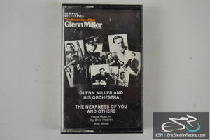 Glenn Miller And His Orchestra Cassette Tape RCA Records 1985