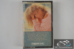 Barbra Streisand Emotion Cassette Tape Columbia Records 1984