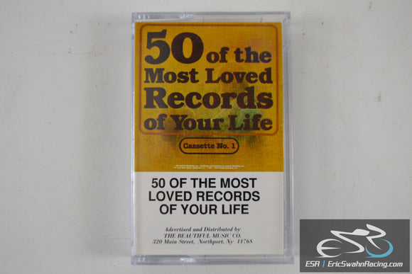 50 Of The Most Loved Records Of Your Life Three Cassette Tape Set 1-3 1984