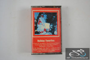 Holiday Favorites Cassette Tape Heart To Heart Music