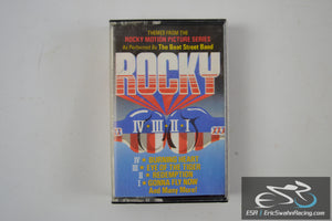 Rocky Motion Picture Series Cassette Tape Special Music Co 1986