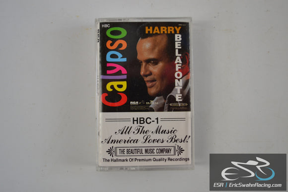 Calypso Harry Belafonte Two Cassette Tape Set Beautiful Music Company 1993
