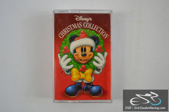 Disney's Christmas Collection Cassette Tape Walt Disney Records 1995
