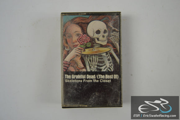 The Best Of The Grateful Dead Cassette Tape Skeletons From The Closet 1974