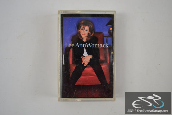 Lee Ann Womack Cassette Tape MCA Records 1997